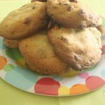 Cookies chocolat blanc cranberries