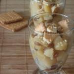 Compotée de Pommes Poires et Raisins
