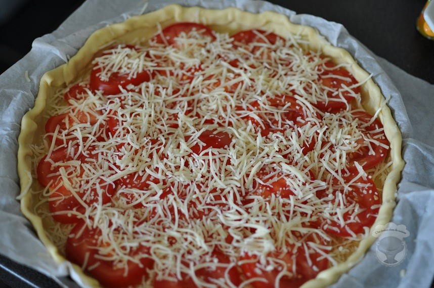 tarte tomate 5
