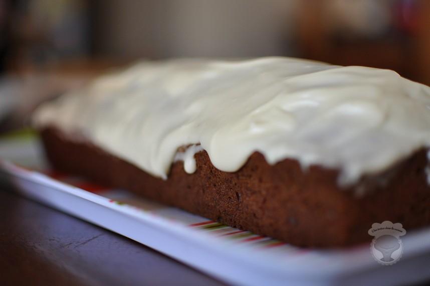 glacage carrot cake