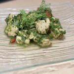 Curry de dinde aux épinards et lentilles