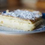 Le fameux gâteau magique