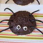 Les araignées d'Halloween