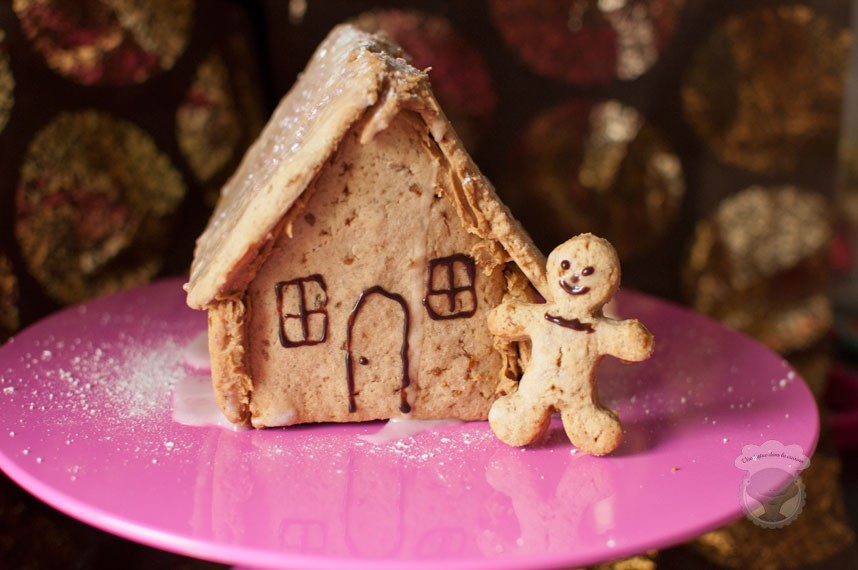 maison en pain d'épices