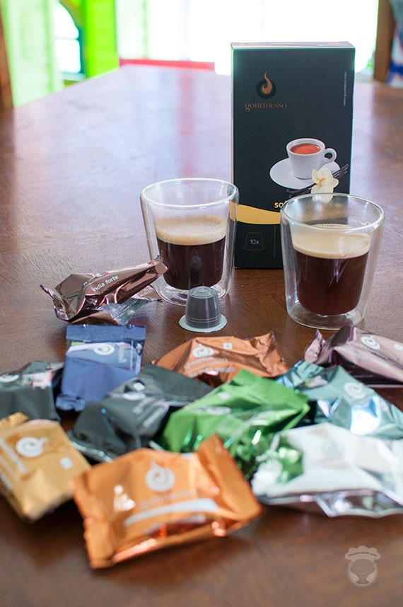 capsules cafe nespresso alternative