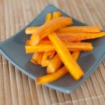 Des frites ! Oui mais de carottes !