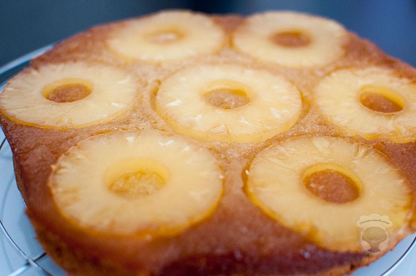 gateau renverse ananas