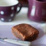Brownie Chocolat au lait et crème de marron