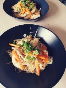 kitchendaily box repas recettes