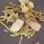 Poêlée maison Haricots Pommes de terre Poulet Ricotta