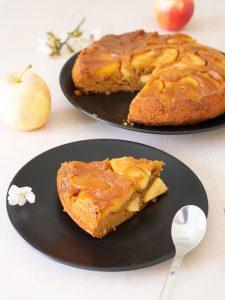 gateau-pomme-caramel-amande